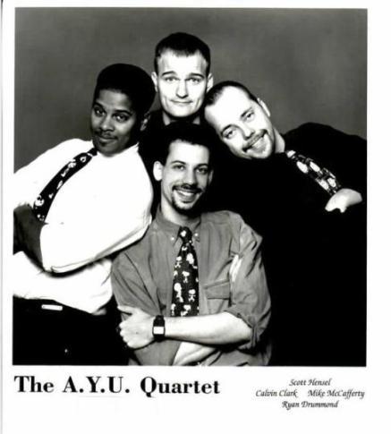 AYU Quartet