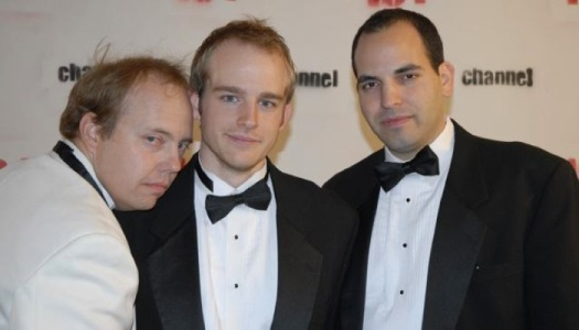Mike, Ben and Jason