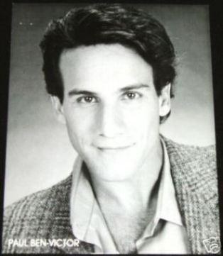 Young Paul Ben-Victor